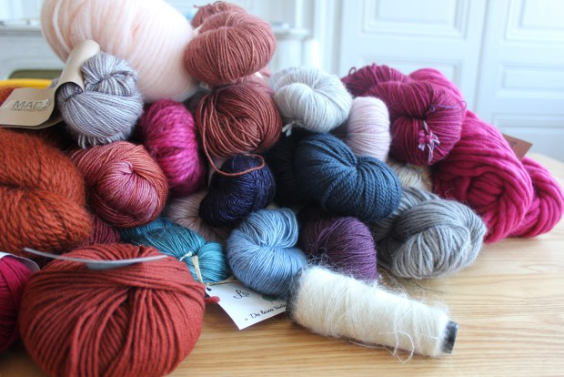 choisir crochet laine