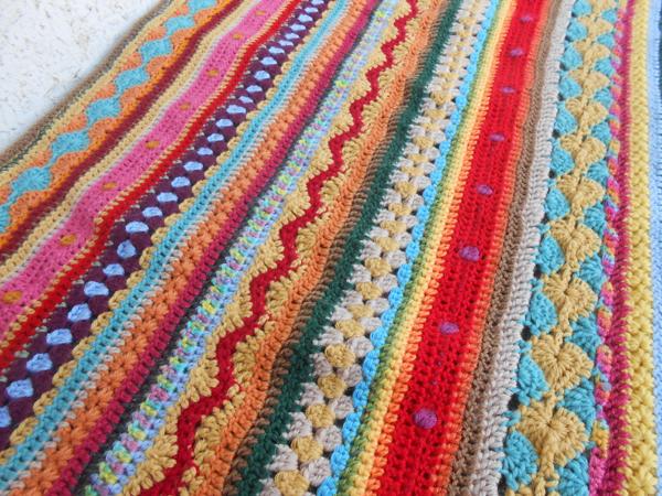 crochet avec laine
