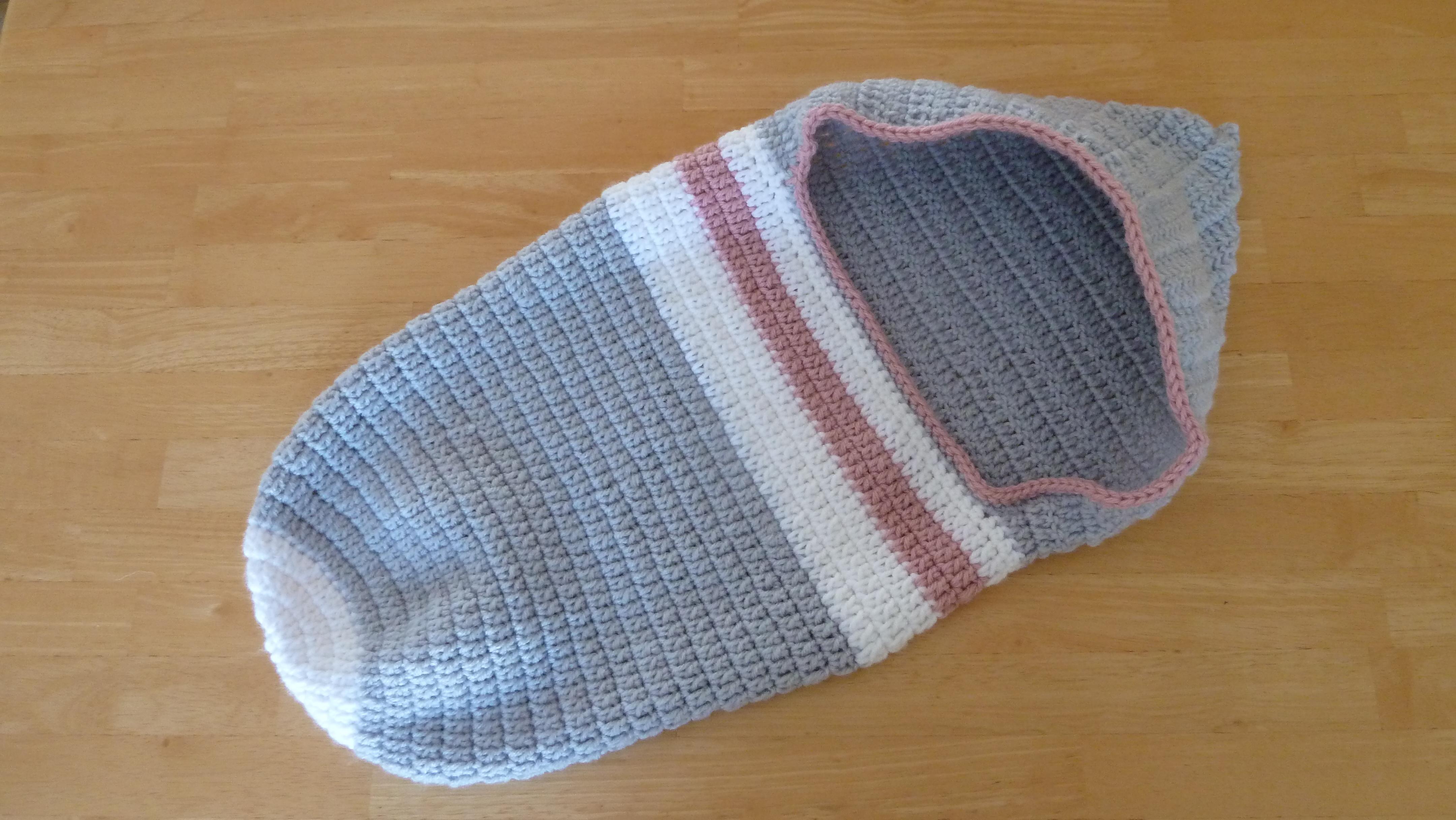 crochet bas de laine