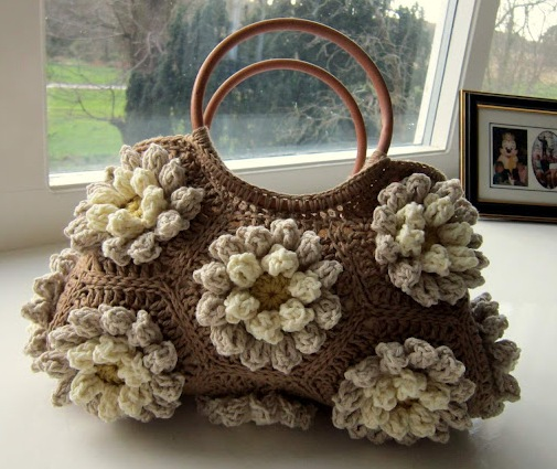 crochet de laine en anglais