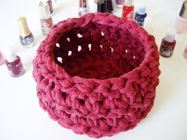 crochet la laine