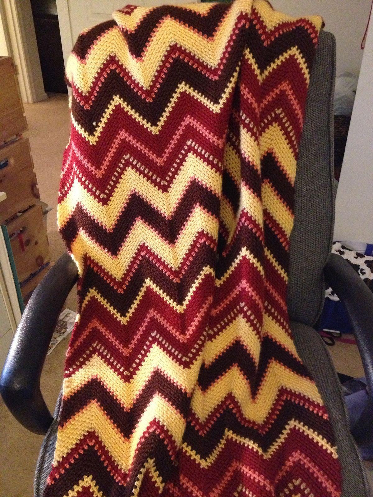 crochet laine bernat