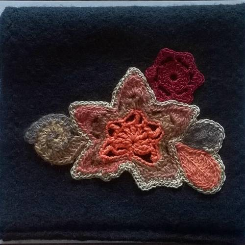 crochet laine bouillie