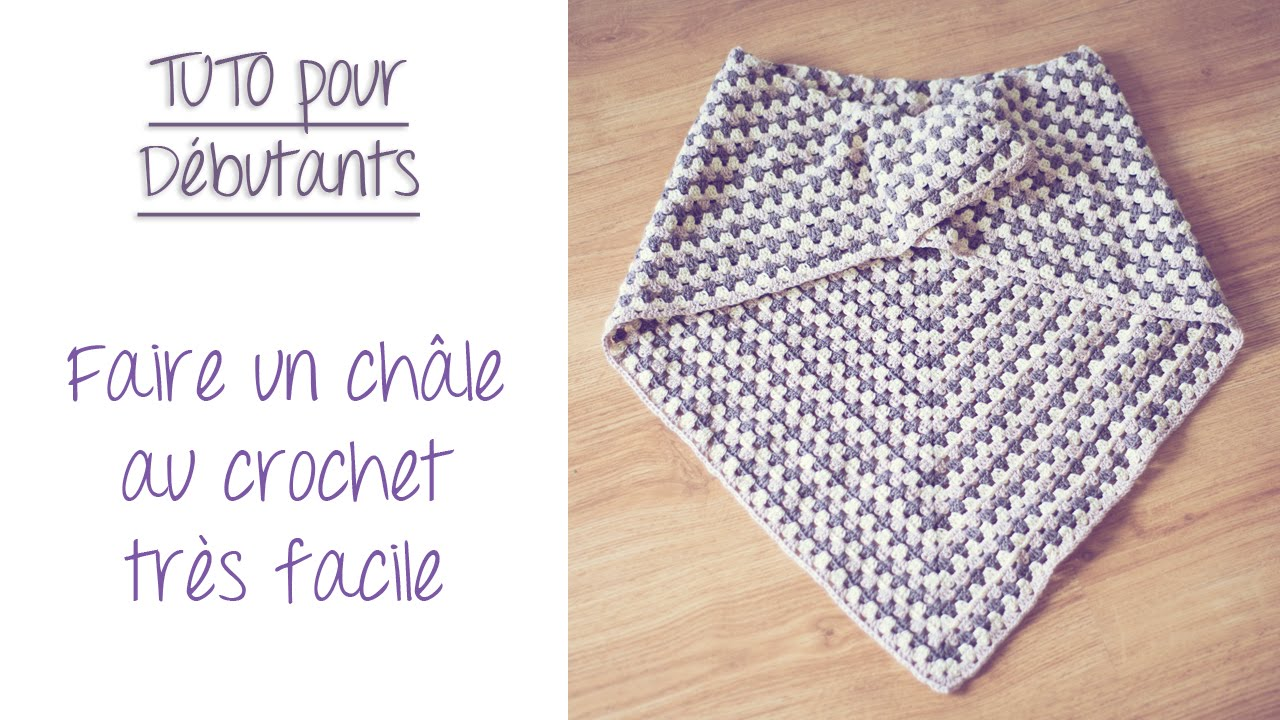 crochet laine debutant