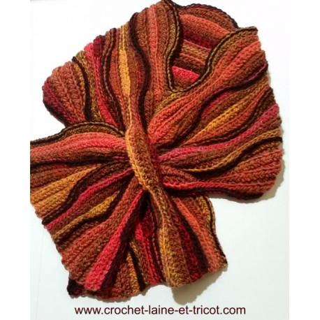 crochet laine et tricot