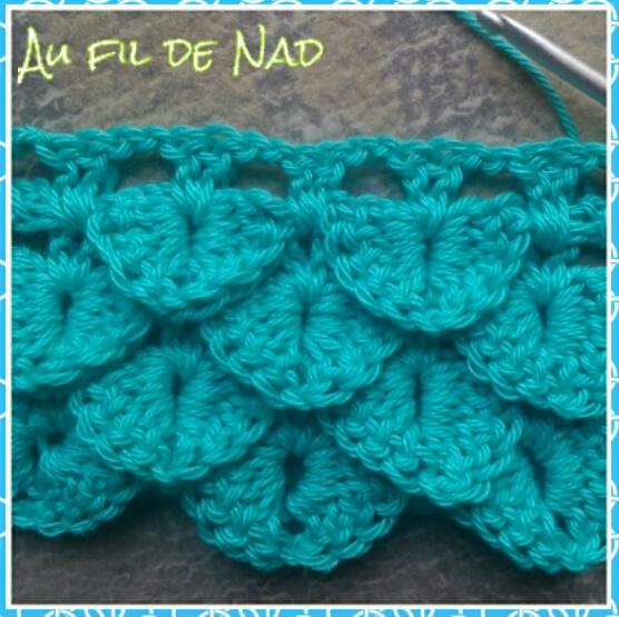 crochet laine fantaisie
