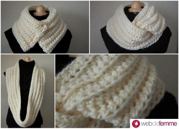 crochet laine gratuit
