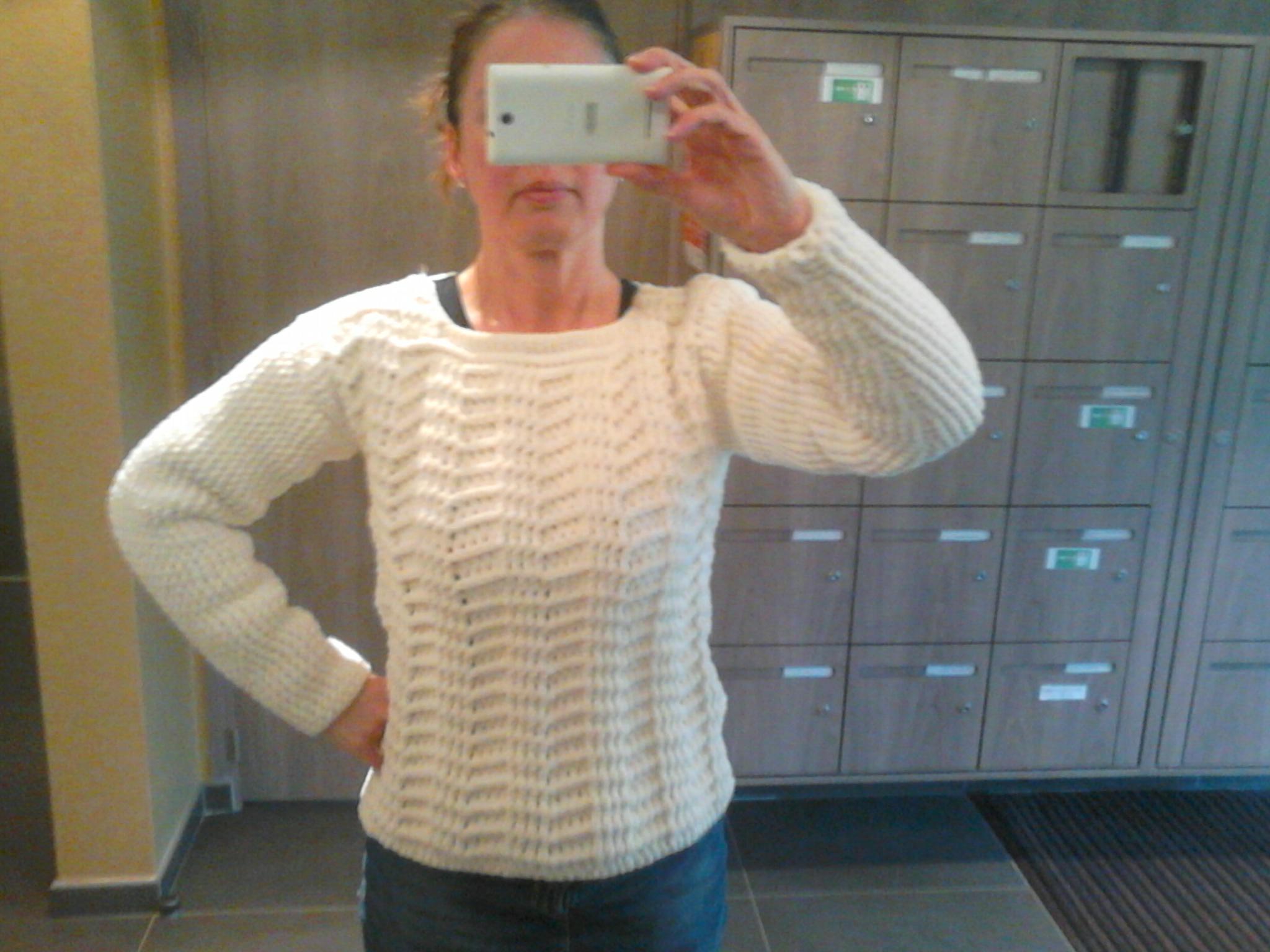 crochet laine katia