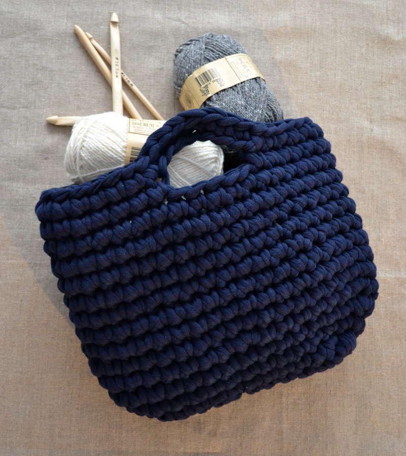 crochet laine zpagetti
