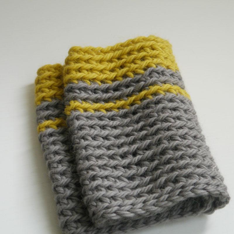 crochet laine
