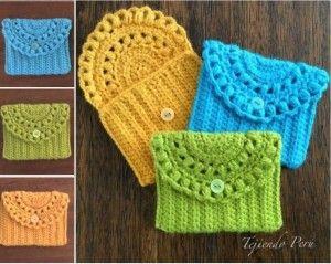 crochet reste laine