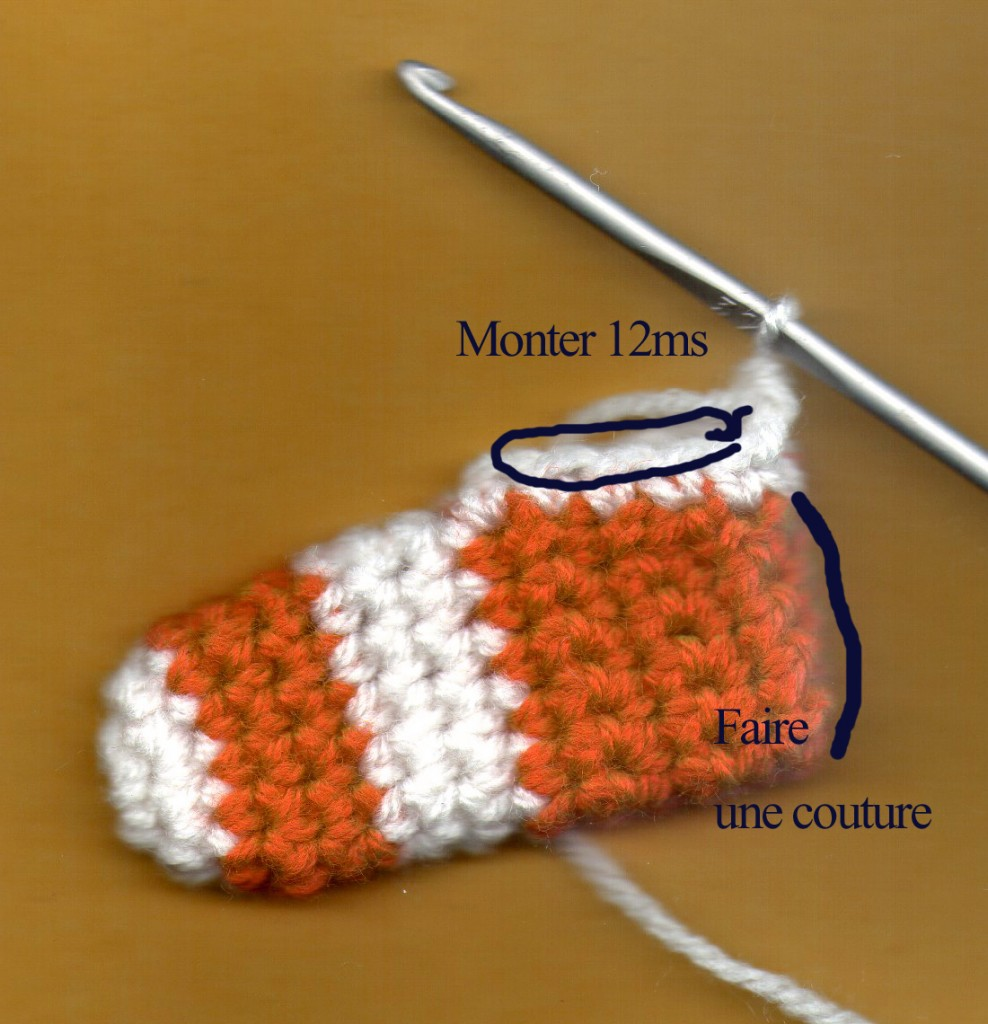 fabriquer crochet laine