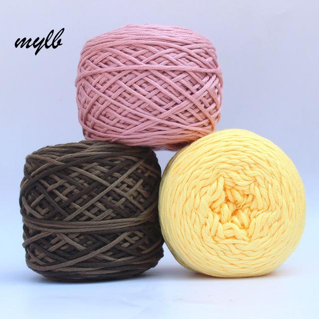 laine a tricoter 100 coton