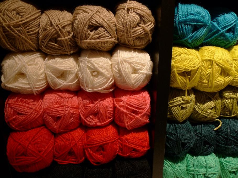 laine a tricoter a paris