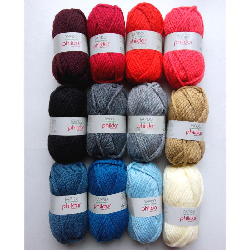 laine a tricoter aiguille 7