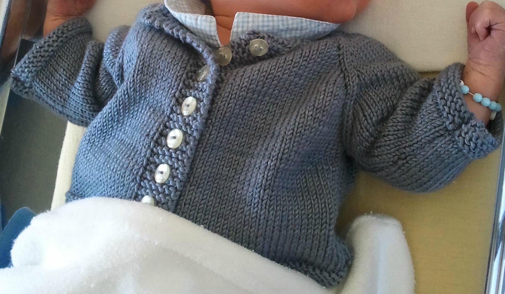 laine a tricoter bebe