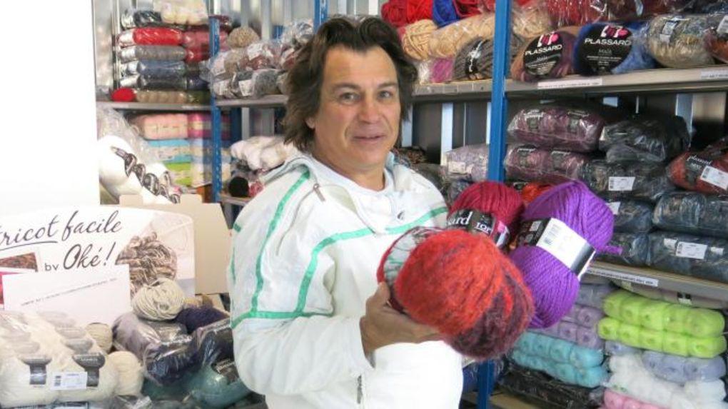 laine a tricoter blois