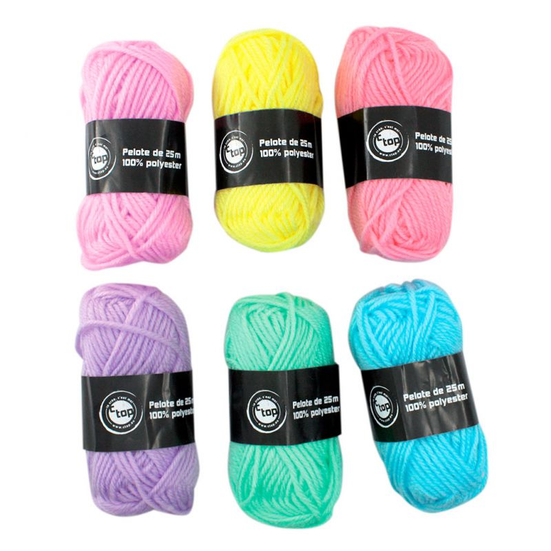 laine a tricoter centrakor