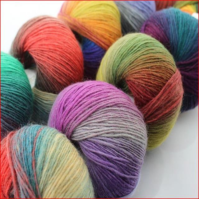 laine a tricoter de luxe