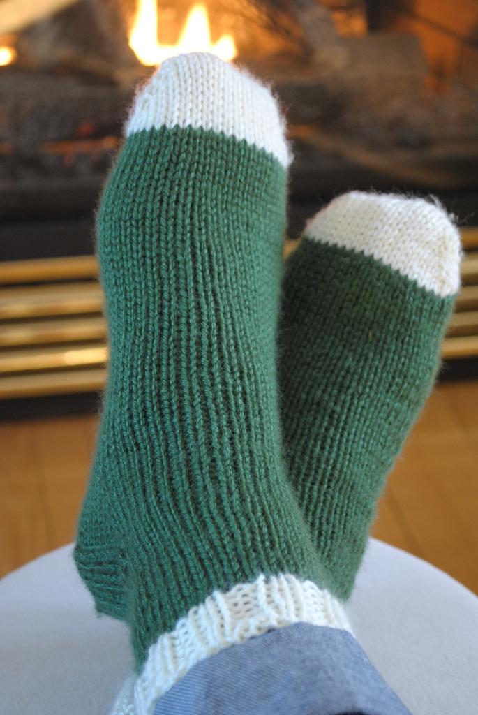 laine a tricoter des chaussettes