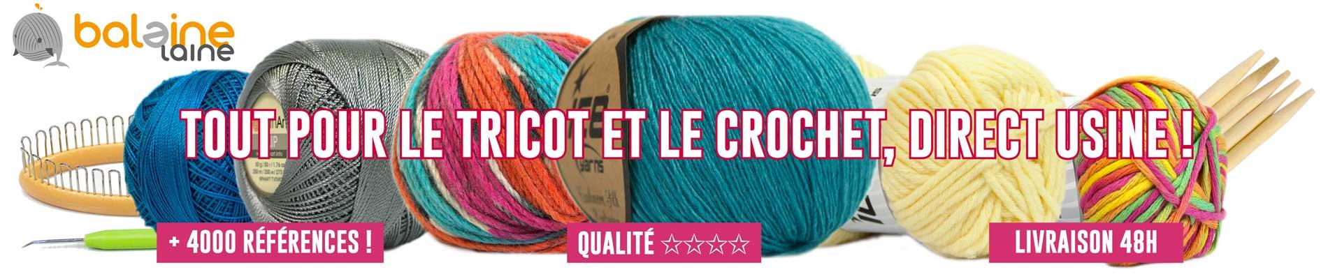 laine a tricoter direct usine