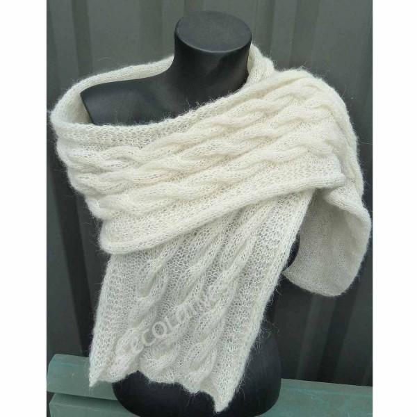 laine a tricoter echarpe 6f335b120cb