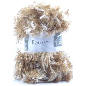laine a tricoter fourrure