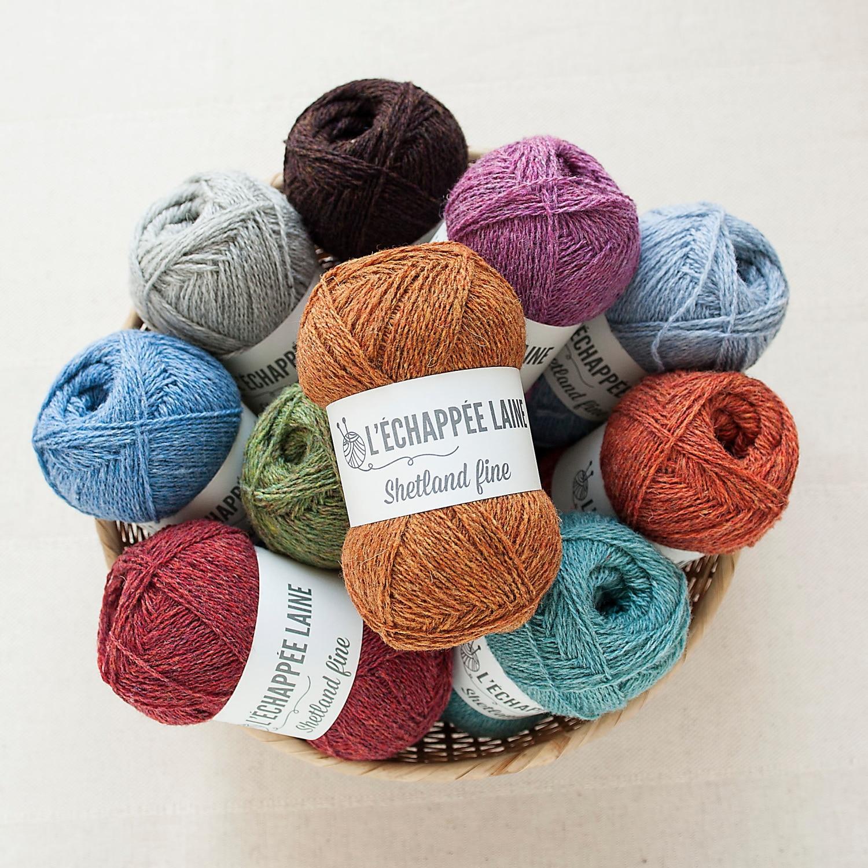 laine a tricoter francaise