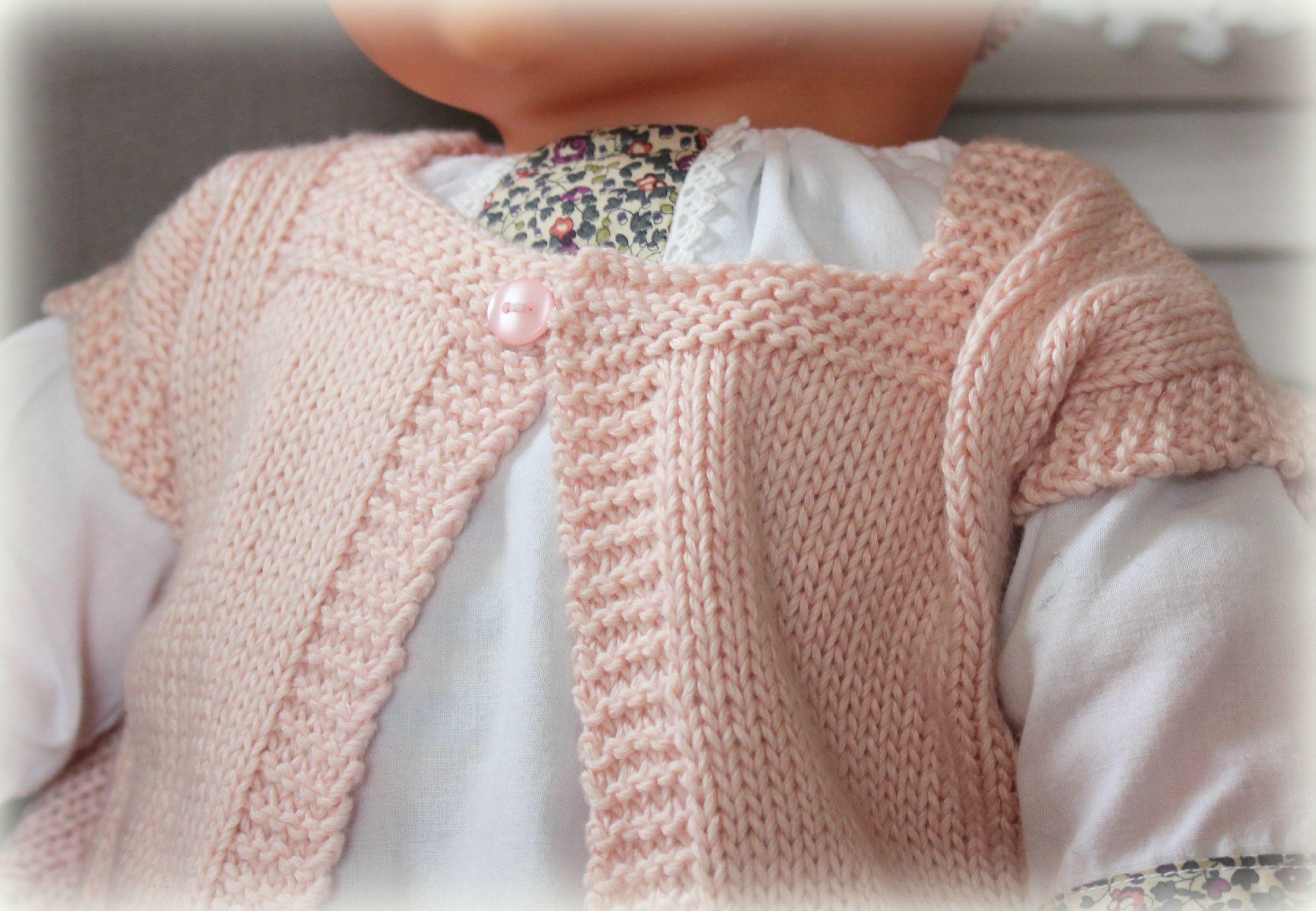 laine a tricoter layette