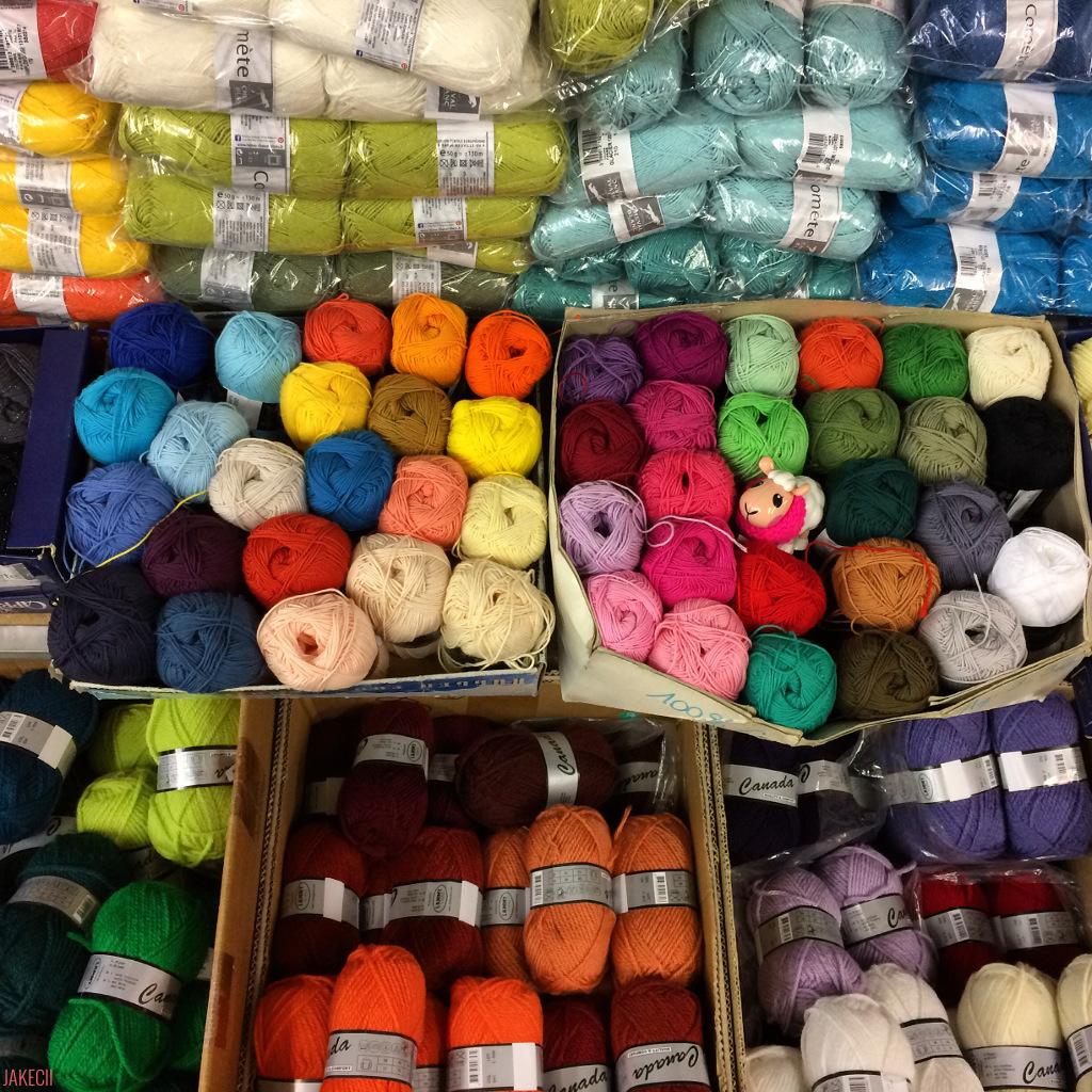 laine a tricoter lille