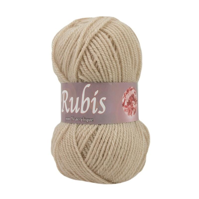 laine a tricoter marque rubis