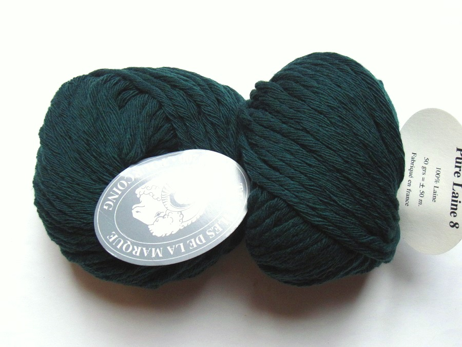 laine a tricoter n 8