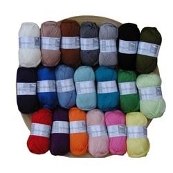 laine a tricoter pas cher