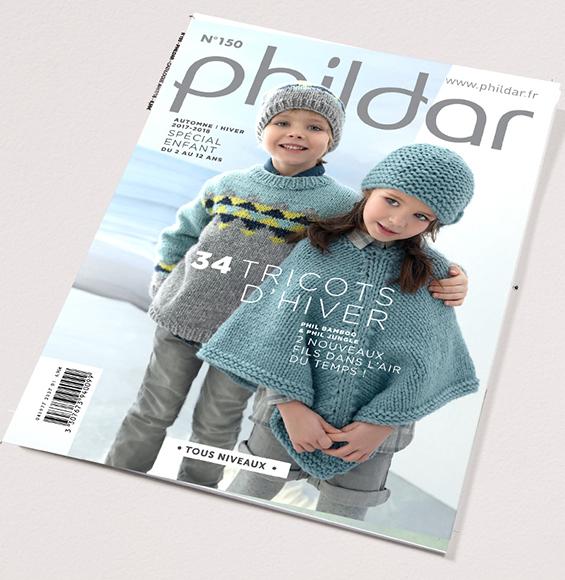 laine a tricoter phildar catalogue