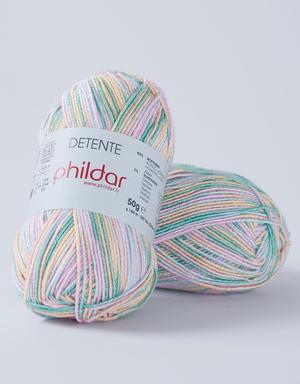 laine a tricoter phildar