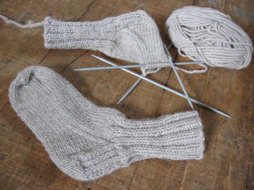 laine a tricoter pour chaussettes