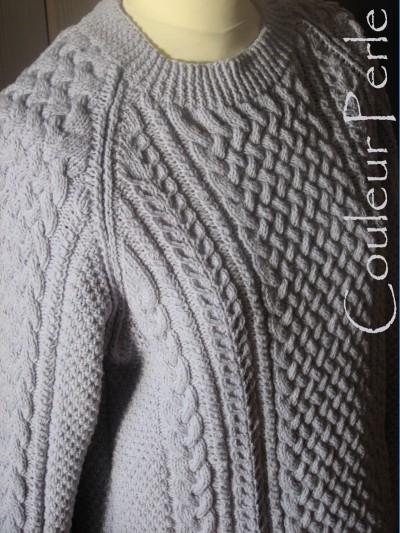 laine a tricoter pour pull irlandais c6353e7740f5