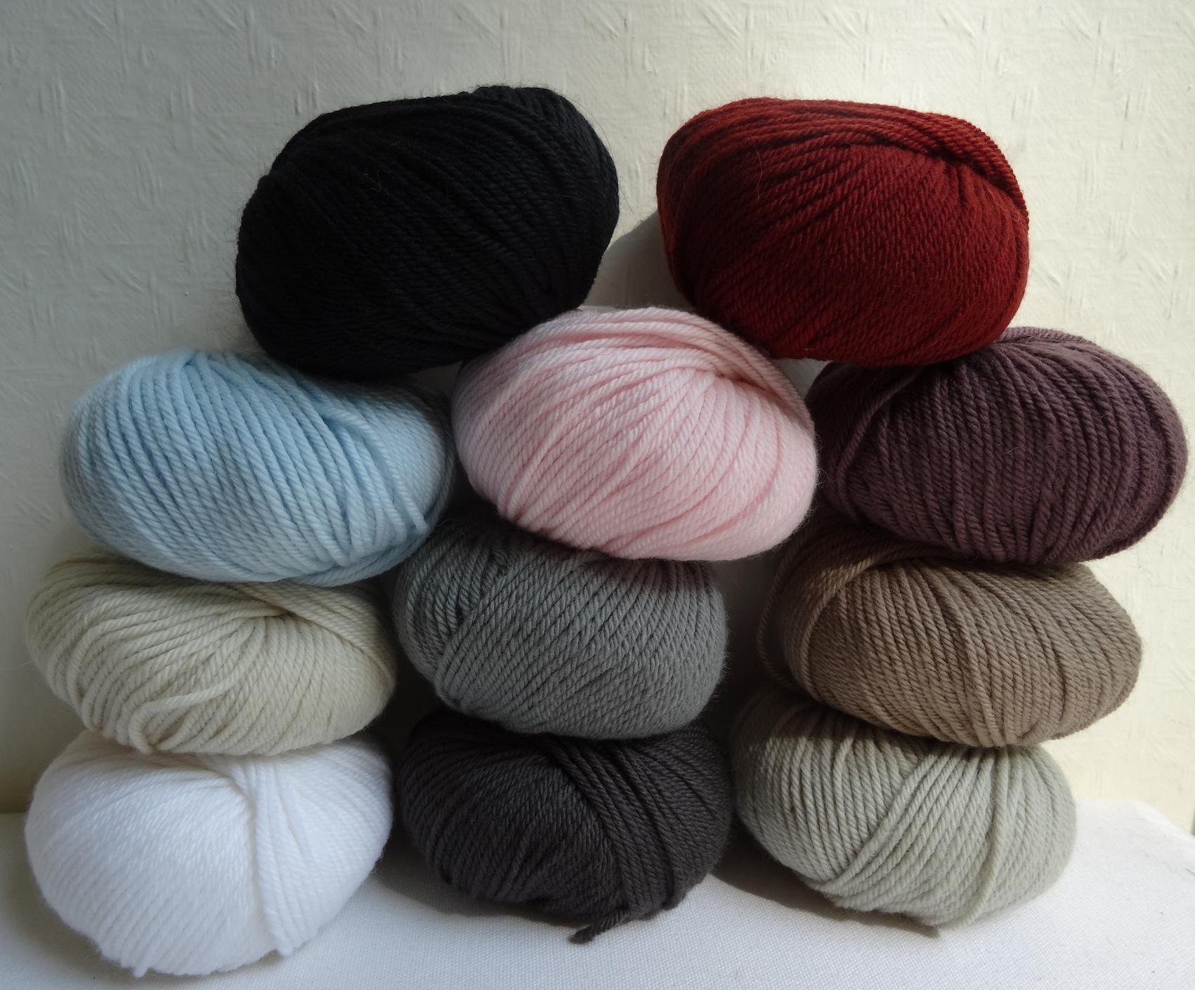 laine a tricoter pur cachemire