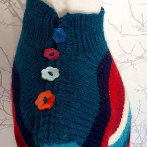 laine a tricoter qui ne gratte pas