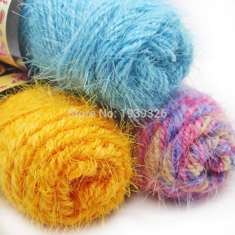 laine a tricoter qui ne peluche pas