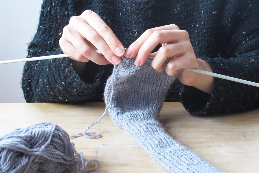 laine a tricoter qui ne pique pas