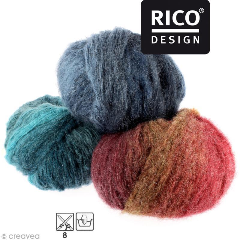 laine a tricoter rico design