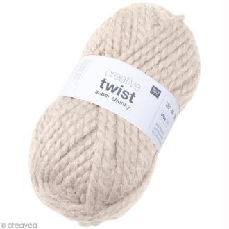 laine a tricoter rico super twist chunky