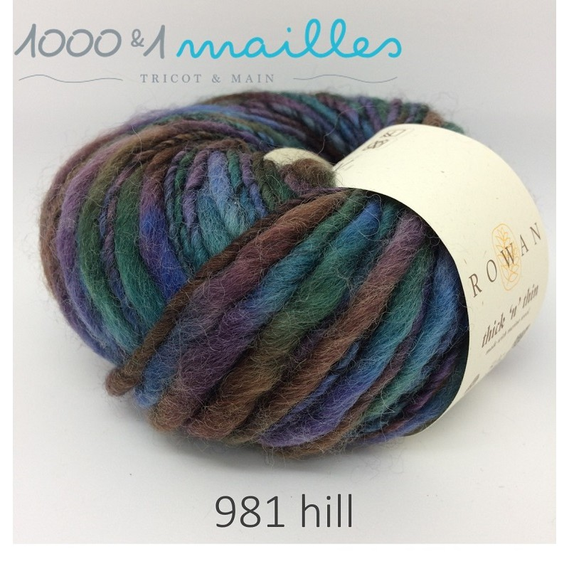 laine a tricoter rowan