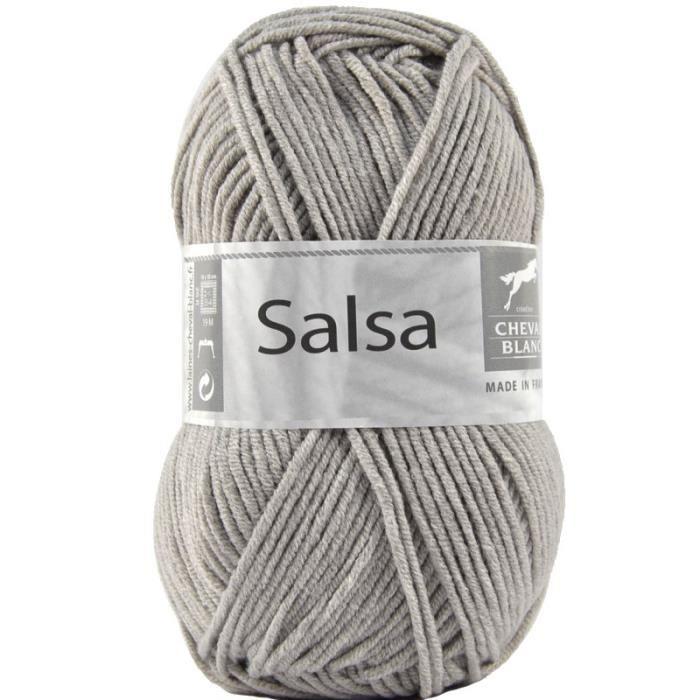 laine a tricoter salsa