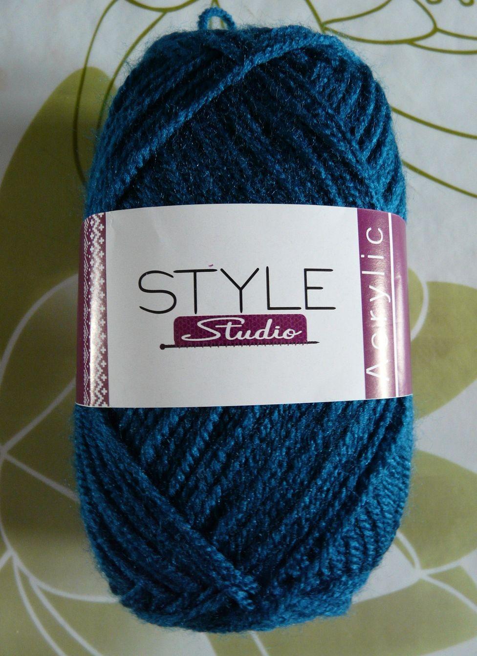 laine a tricoter style studio