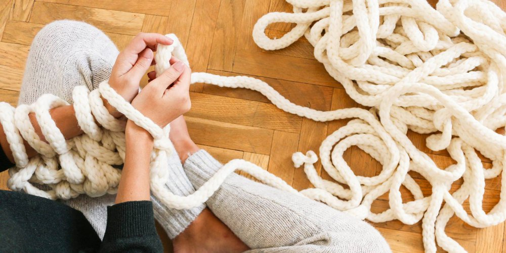 laine a tricoter xxl