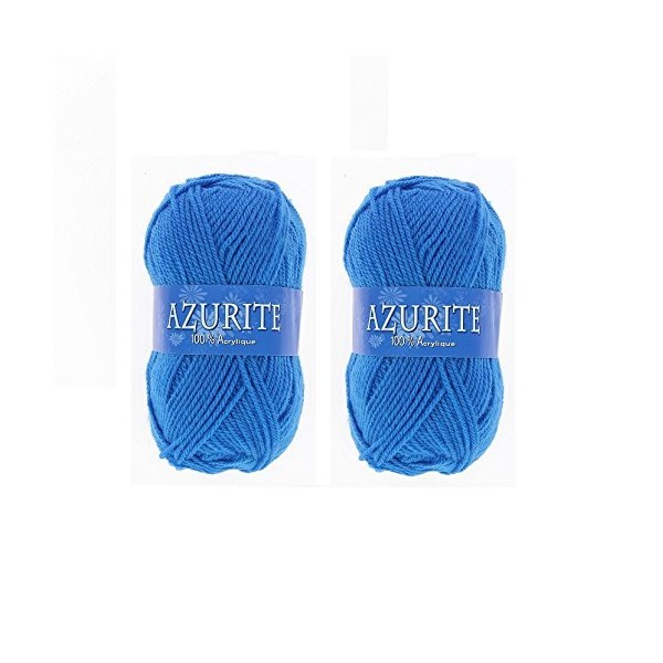 laine azurite crochet
