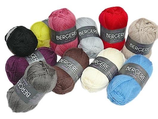 laine bergere de france belgique