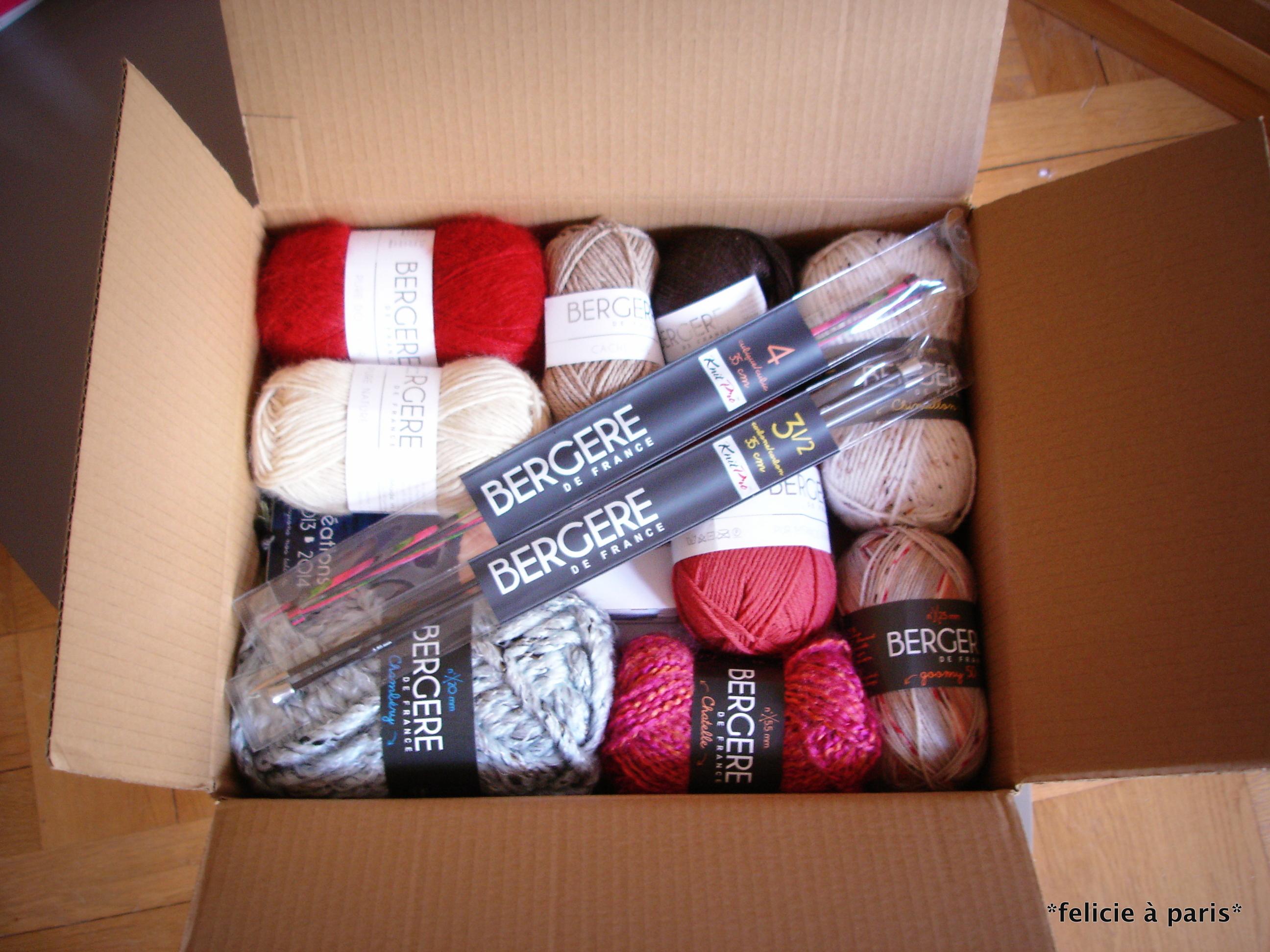 laine bergere de france catalogue